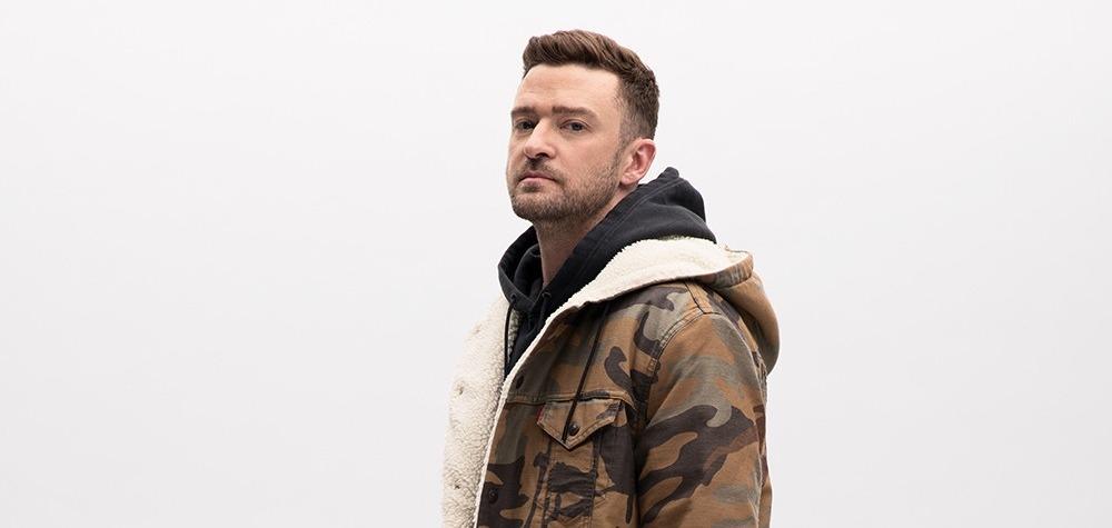 Коллаборация Justin Timberlake и Levi's
