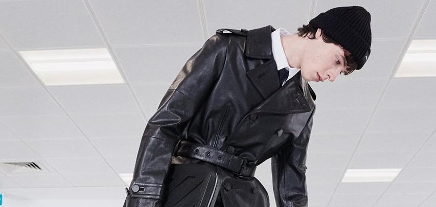 Вирджил Абло вступает в «новую фазу» и представляет утонченную мужскую коллекцию Off-White ™