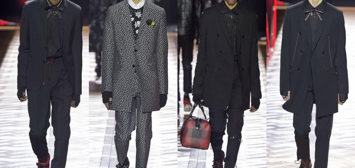 Dior Homme, Menswear 2016