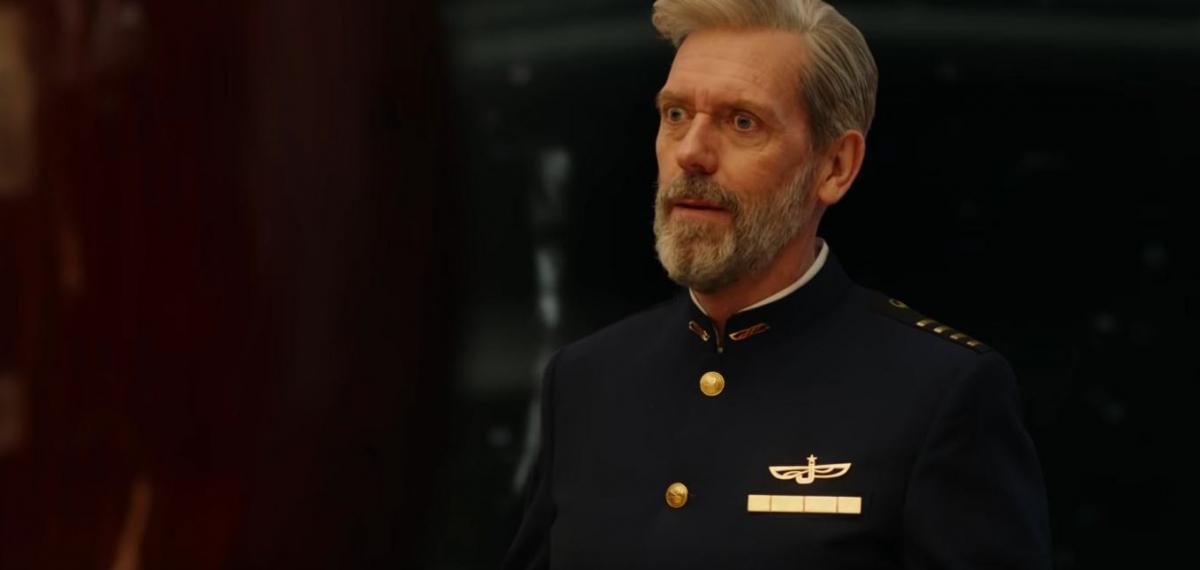 Такого мы еще не видели: Любимый Хью Лори в роли капитана космическо-юмористического корабля