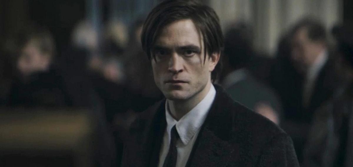 Первый взгляд: Красивый Роберт Паттинсон в роли культового Бэтмена