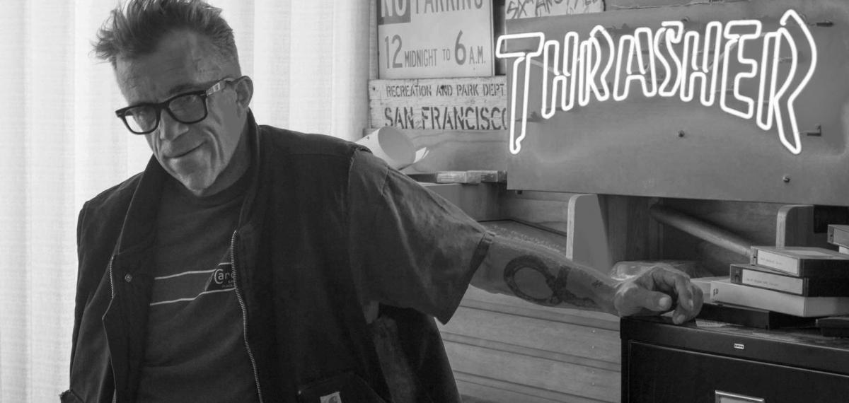 «Он наслаждался каждой мельчайшей деталью жизни»: Умер главред журнала Thrasher и легенда уличной культуры Джейк Фелпс
