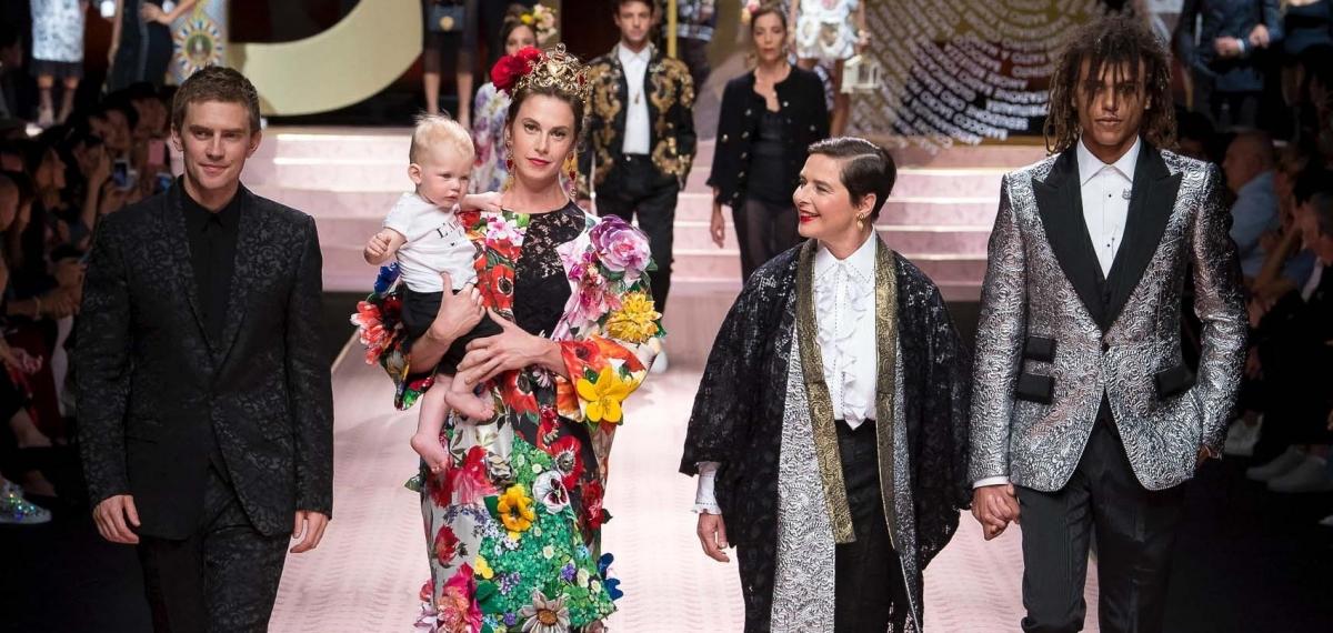 Традиции и душа Италии: новая коллекция Dolce&Gabbana