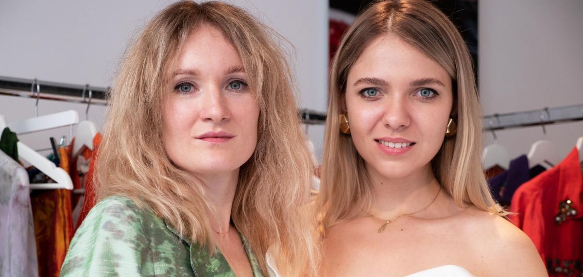 Однажды в Париже: Украинцы организовали первый в мире sustainable шоурум
