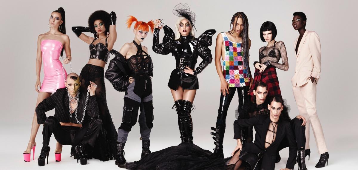 «Я никогда не чувствовала себя красивой»: Леди Гага представляет собственный beauty-бренд Haus Laboratories для всех