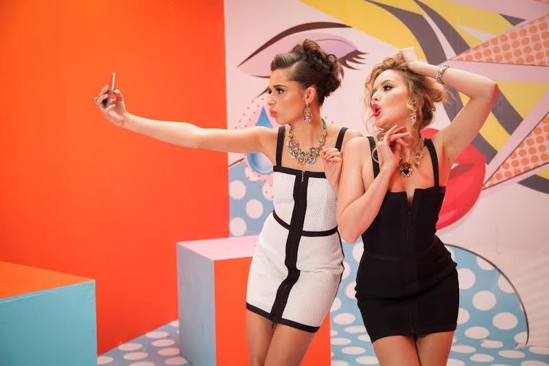 Группа ДИНАМА, Все девчонки делают это (фото + backstage)