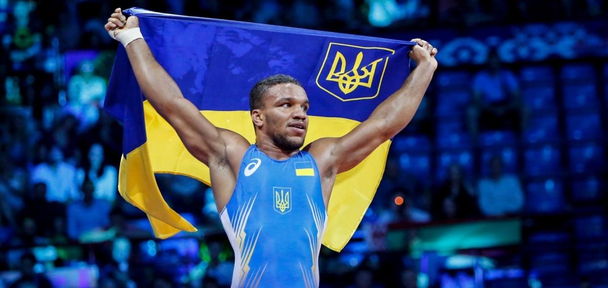 Жан Беленюк получил первое золото для Украины на Олимпийских Играх