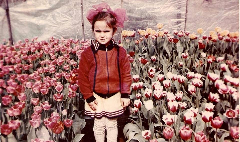 Именем Джамалы назвали новый сорт тюльпанов