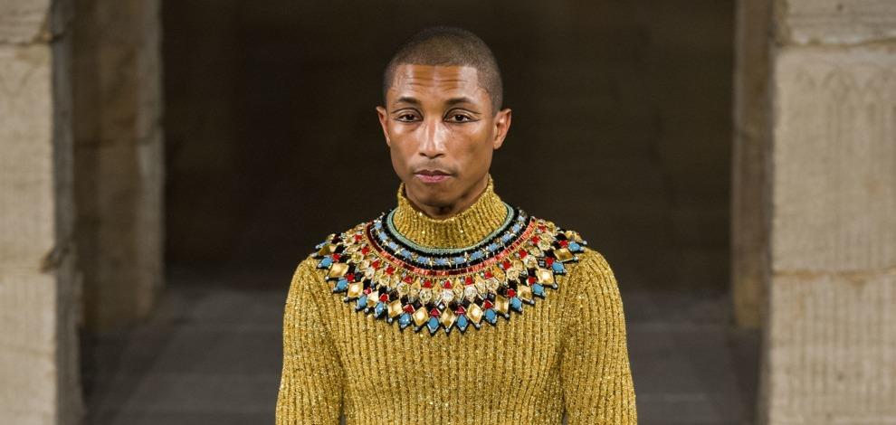 Загадки Древнего Египта: Показ Chanel Métiers d'Art