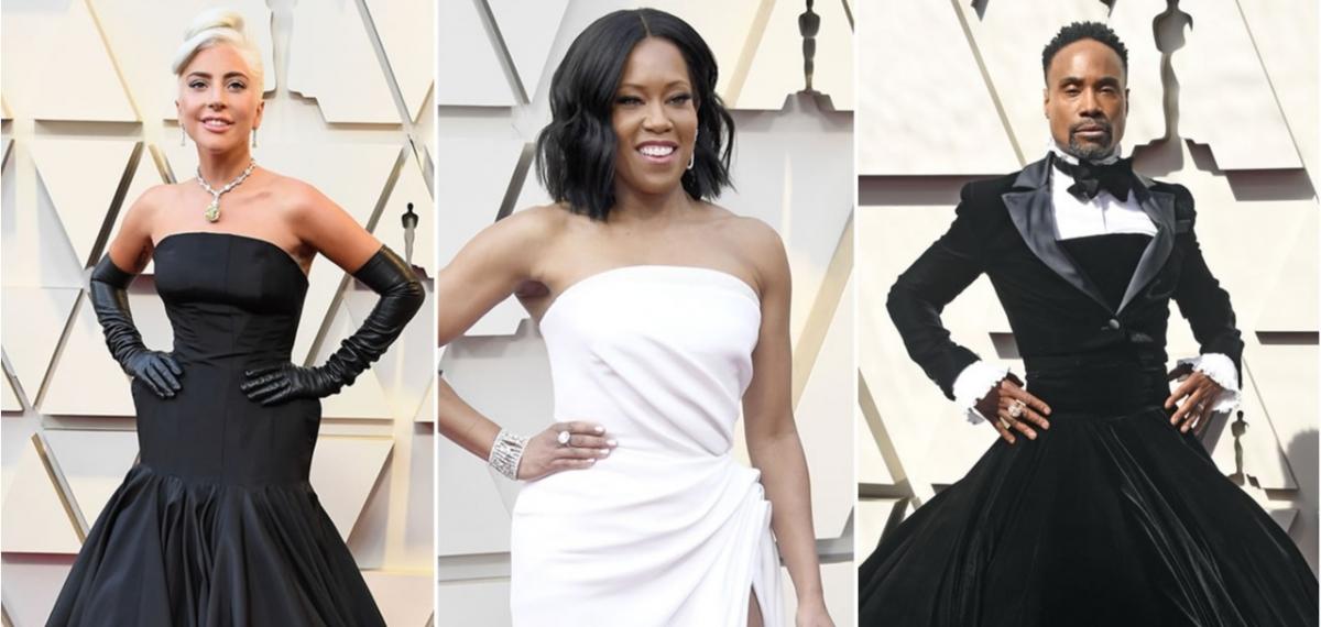 Звездные гости и лучшие наряды церемонии вручения премии «Оскар» - 2019