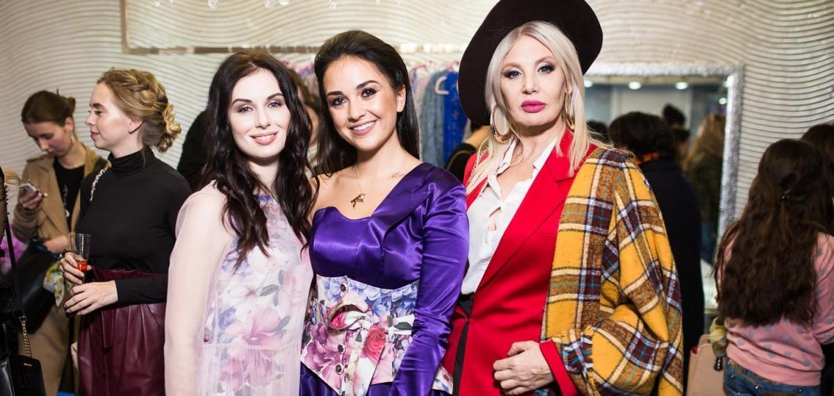 Женственность и индивидуальность от украинского бренда T&EVA
