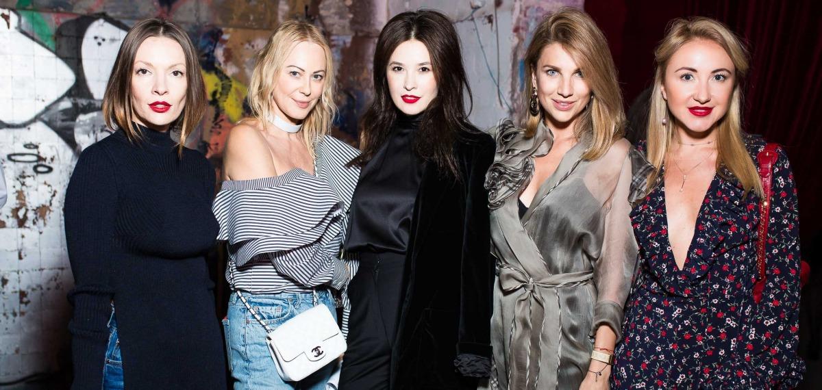 Презентация выставки Vogue UA «Украина в моде»