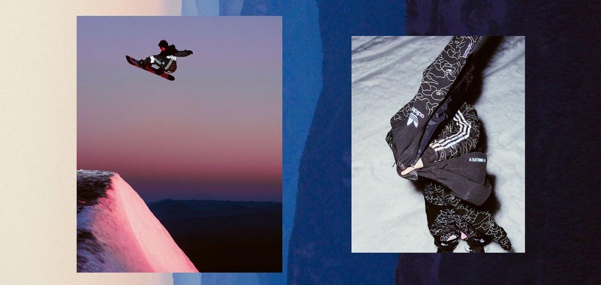 Царь горы: Adidas представили стильную линию для сноубордистов