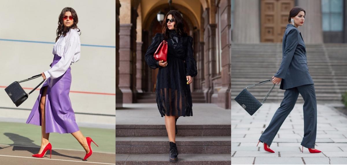Весенние образы украинских дизайнеров от it-girl Ксении Пискун
