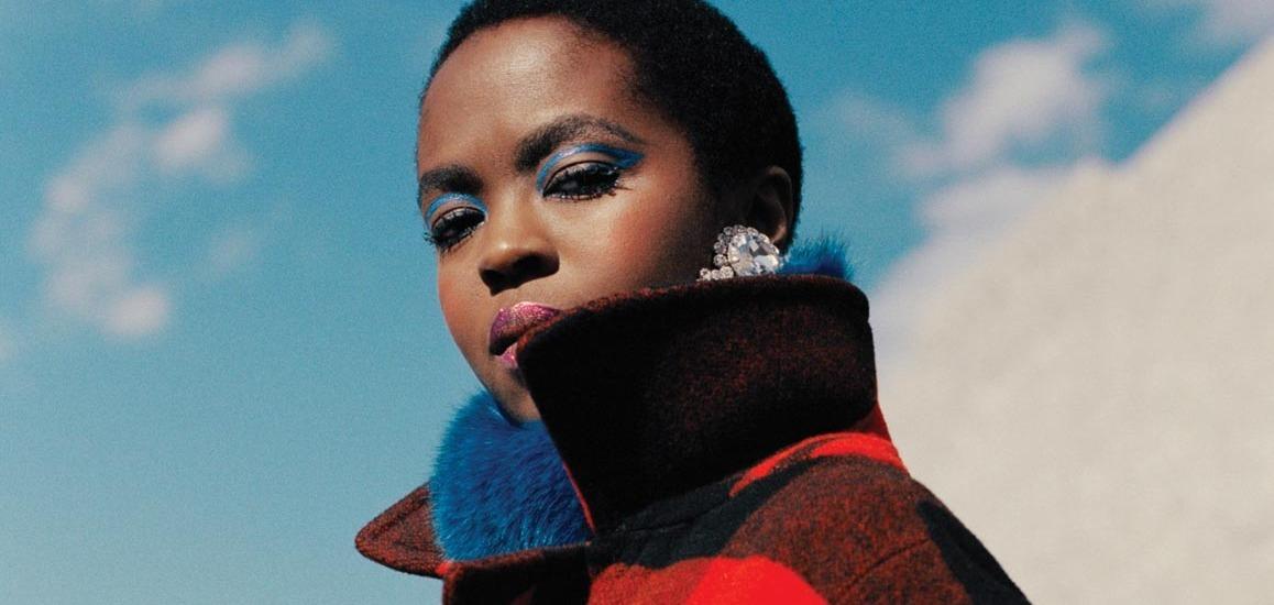 Легендарная Lauryn Hill в рекламном кампейне Woolrich