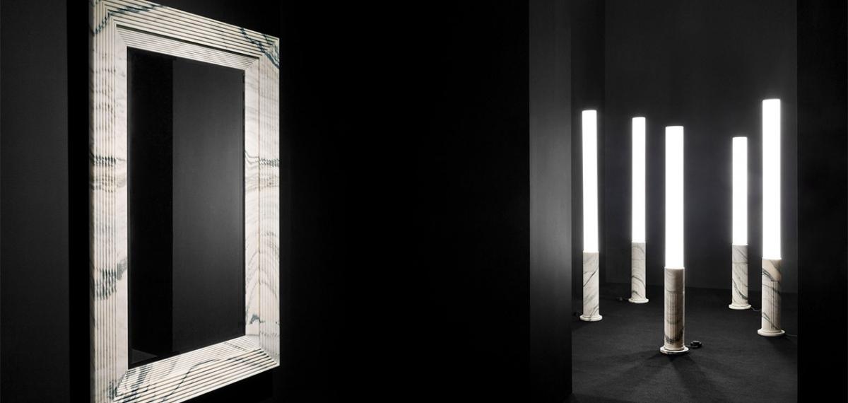 В высокое искусство: Карл Лагерфельд представил собственную арт-выставку