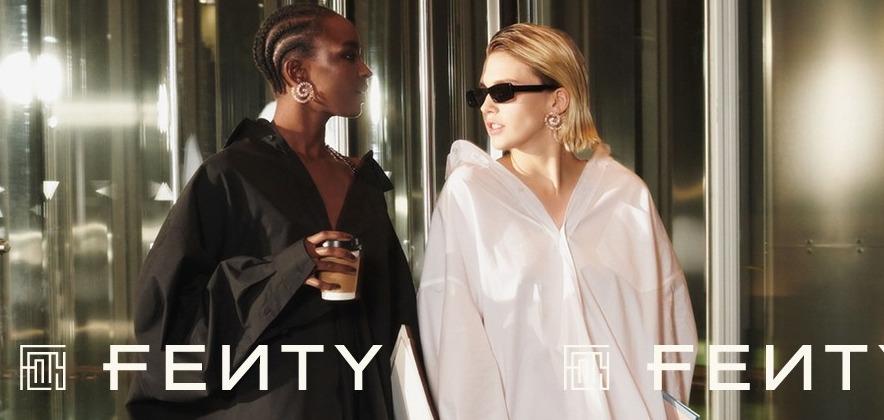 Деконструкция формальности в коллекции Release 12 от Рианны и FENTY