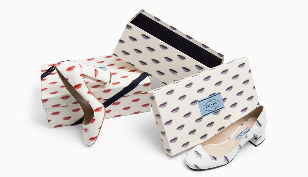 PRADA расширили выбор моделей, цветовой палитры и материалов женских туфлей