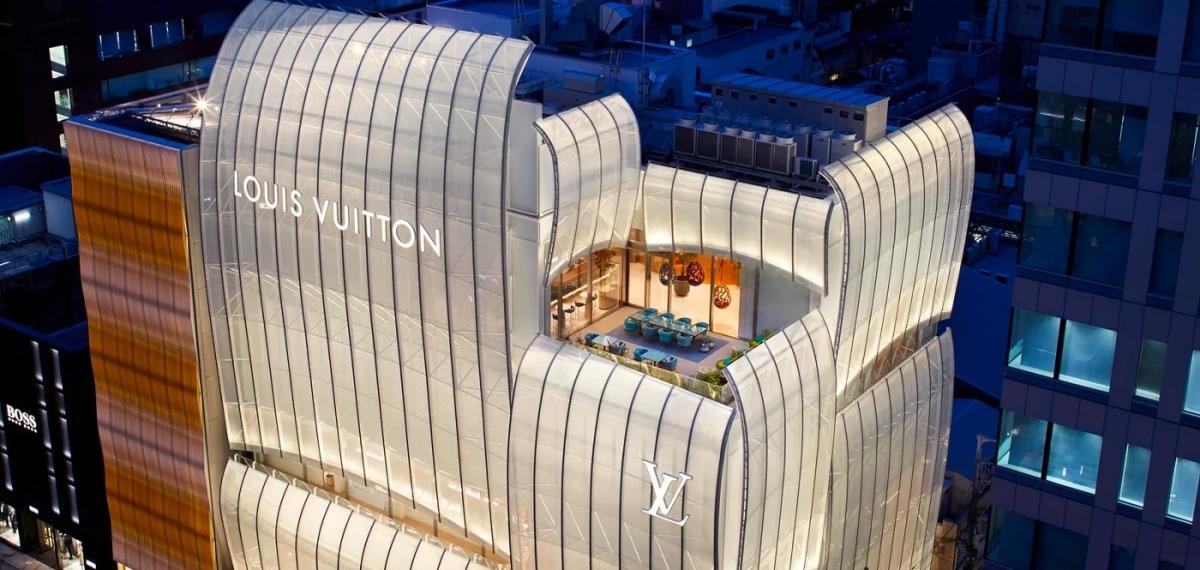 Загляните в первый в истории ресторан и кафе Louis Vuitton. Попасть туда практически невозможно