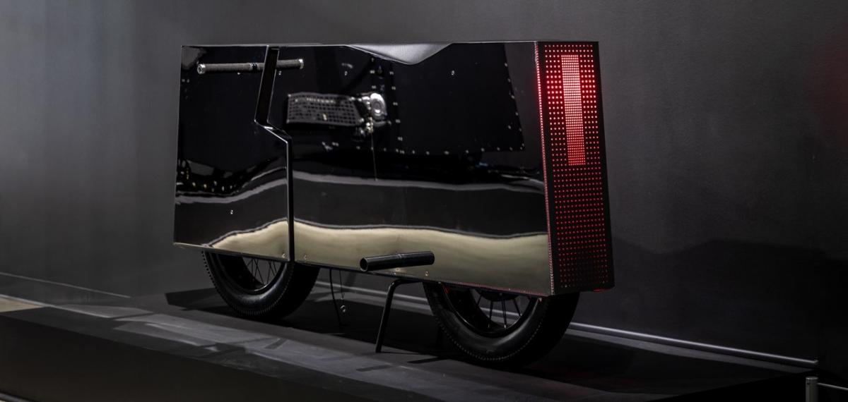 Такого вы еще не видели!: Выставка Disruptors демонстрирует концептуальный подход к автомобильному дизайну