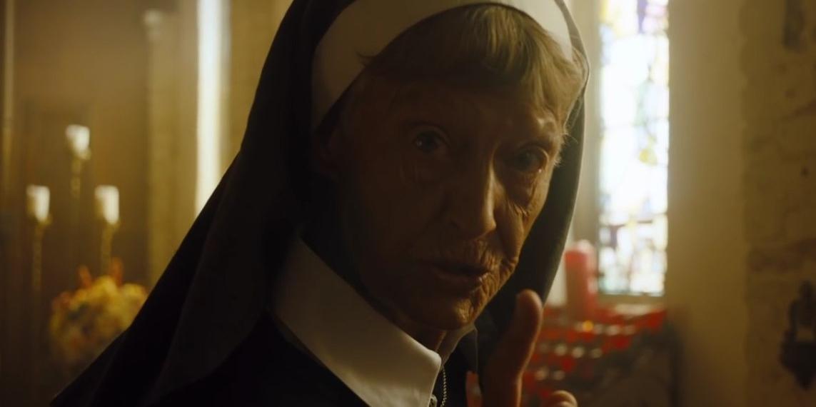Главной героиней рекламного ролика Nike стала 86-летняя монахиня