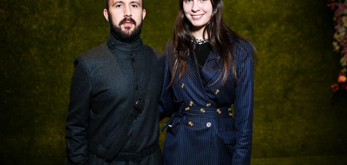 Открытие Kiev Fashion Days Fall-Winter 18-19