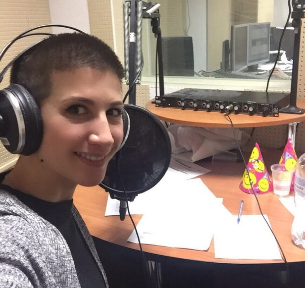 Анита Луценко стала радиоведущей!