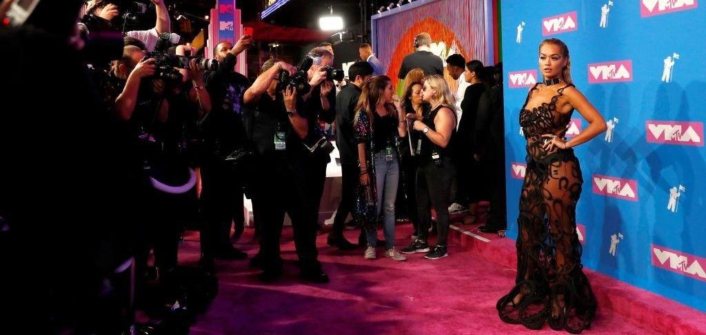 Гости красной дорожки MTV Video Music Awards 2018