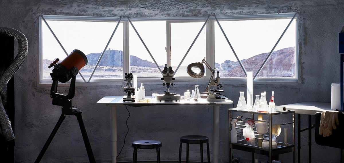 IKEA отправились на станцию изучения Марса в пустыню, чтобы сделать продукцию лучше