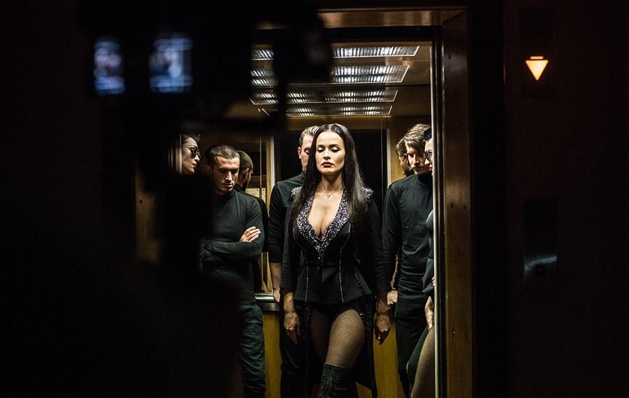 Еще больше секса: Астафьева в новом коллективе D.A.band