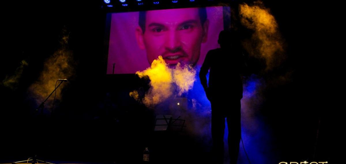 Большой сольный концерт Сергея Сысуева (фото)