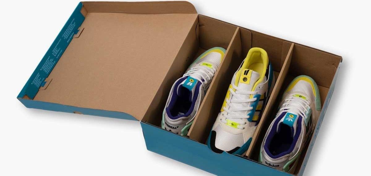 Три кроссовка: Начало нового тренда или эксклюзивный эксперимент от adidas х Overkill?