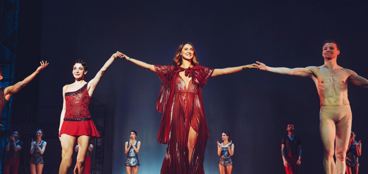 TAYANNA выступила на грандиозном спектакле The Great Gatsby
