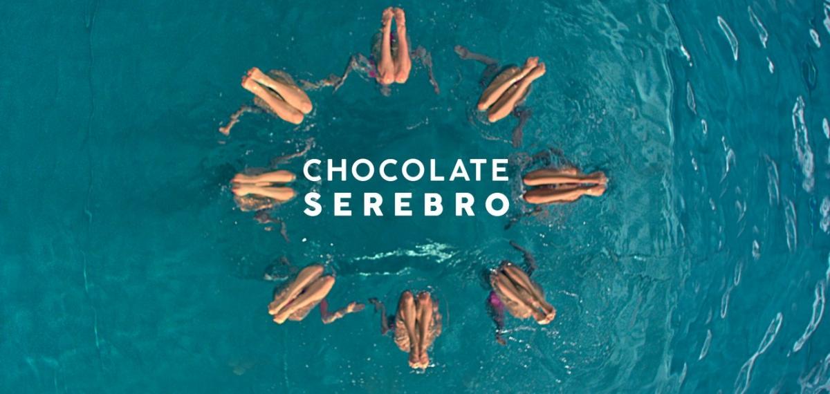 В клипе группы SEREBRO снялись олимпийские чемпионки по синхронному плаванию