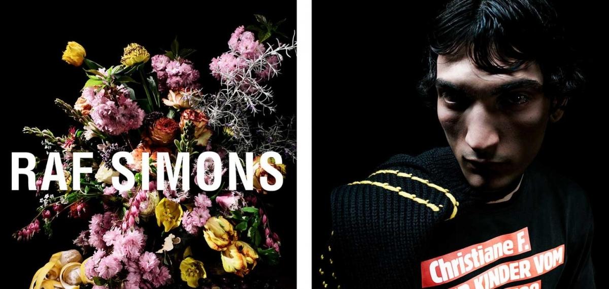 Раф Симонс представил кампейн цветочных натюрмортов с атрибутами наркотических веществ