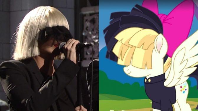 Sia представила саундтрек к мультфильму