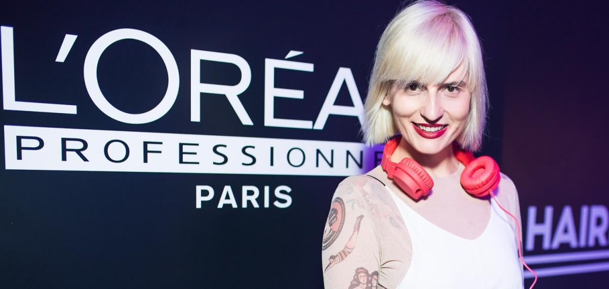 Взрыв цвета и фактуры на Hair Fashion Night от L'Oréal Professionnel