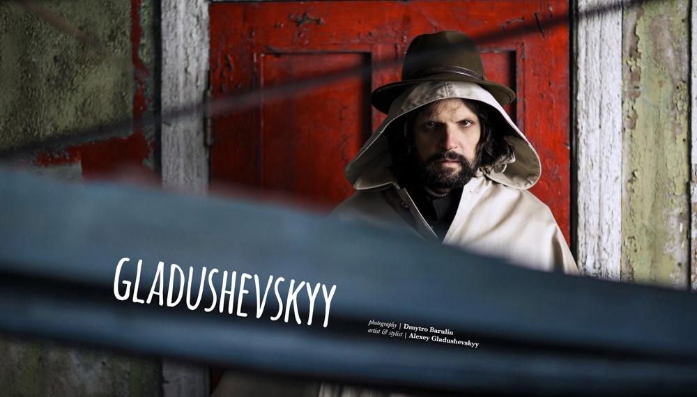 Телепродюсер Алексей Гладушевский на страницах американского fashion-журнала