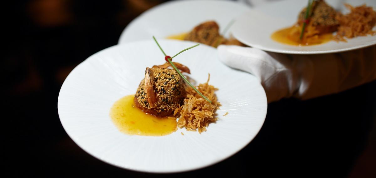Как прошел эксклюзивный Gala Dinner с Мишленовским шеф-поваром Tong Chee Hwee в ресторане «Not Only Fish»