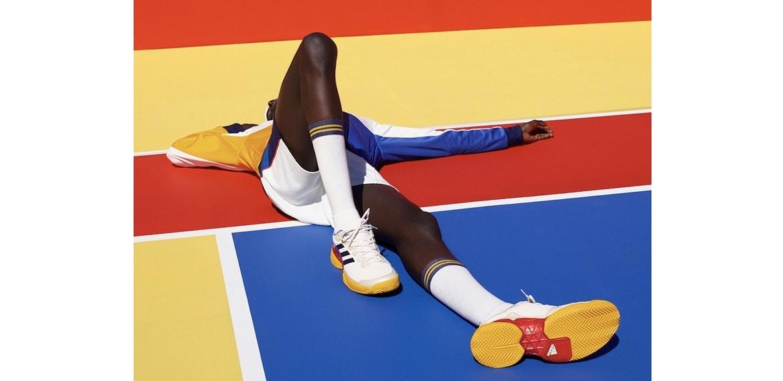 Темнокожие модели в новом кампейне adidas Originals