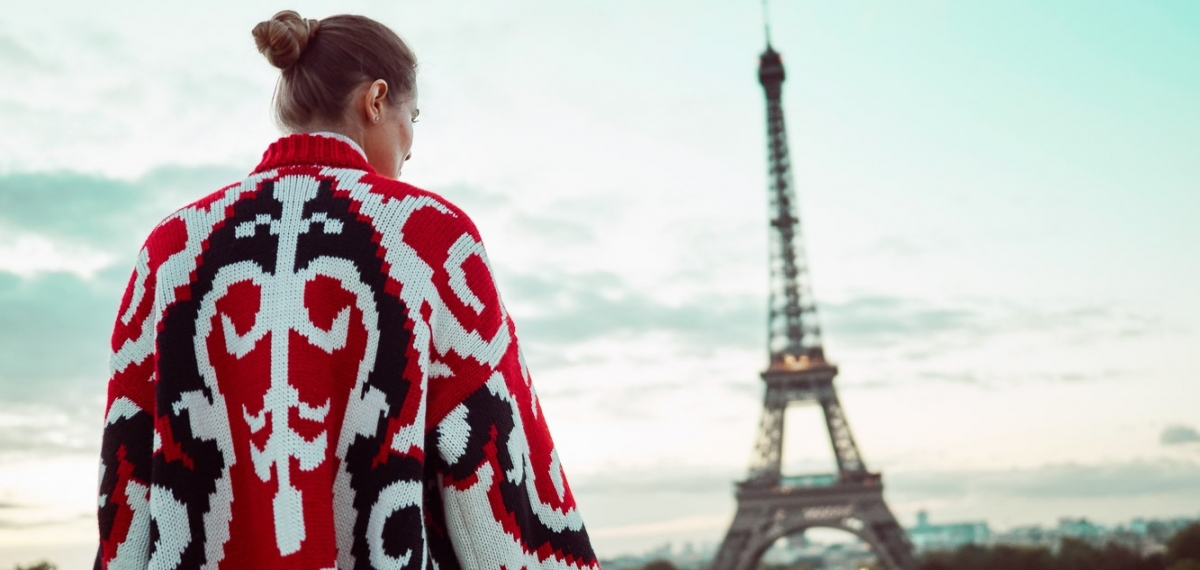 Яркие образы бренда Nit.kA в фотосъемке из Парижа