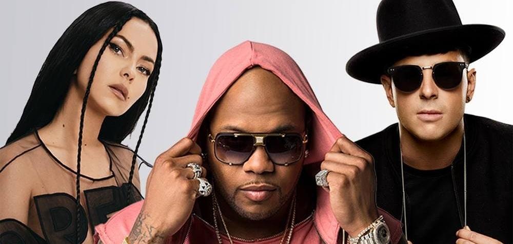 Гимн этого лета: Flo Rida совместно с румынской певицей INNA и Timmy Trumpet выпустил новый сингл