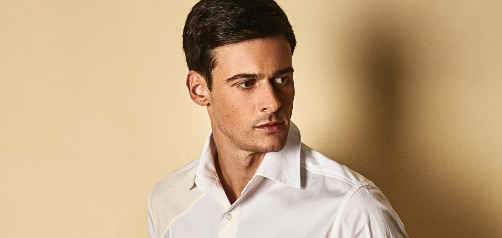 White Dog Studio: современные мужские сорочки с британским характером