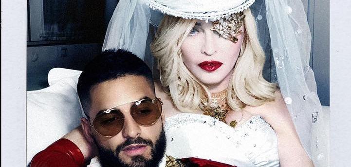 Горячая премьера: Madonna представила совместный трек с Maluma