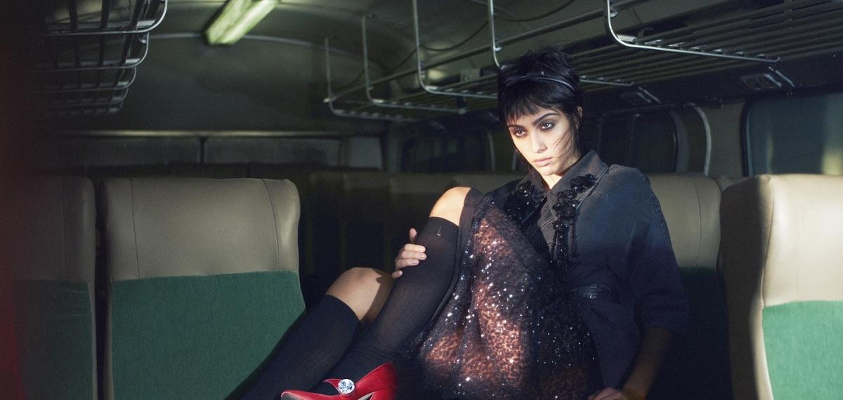 Новое поколение: Дочери Умы Турман и Мадонны снялись в красивейшем кампейне Miu Miu