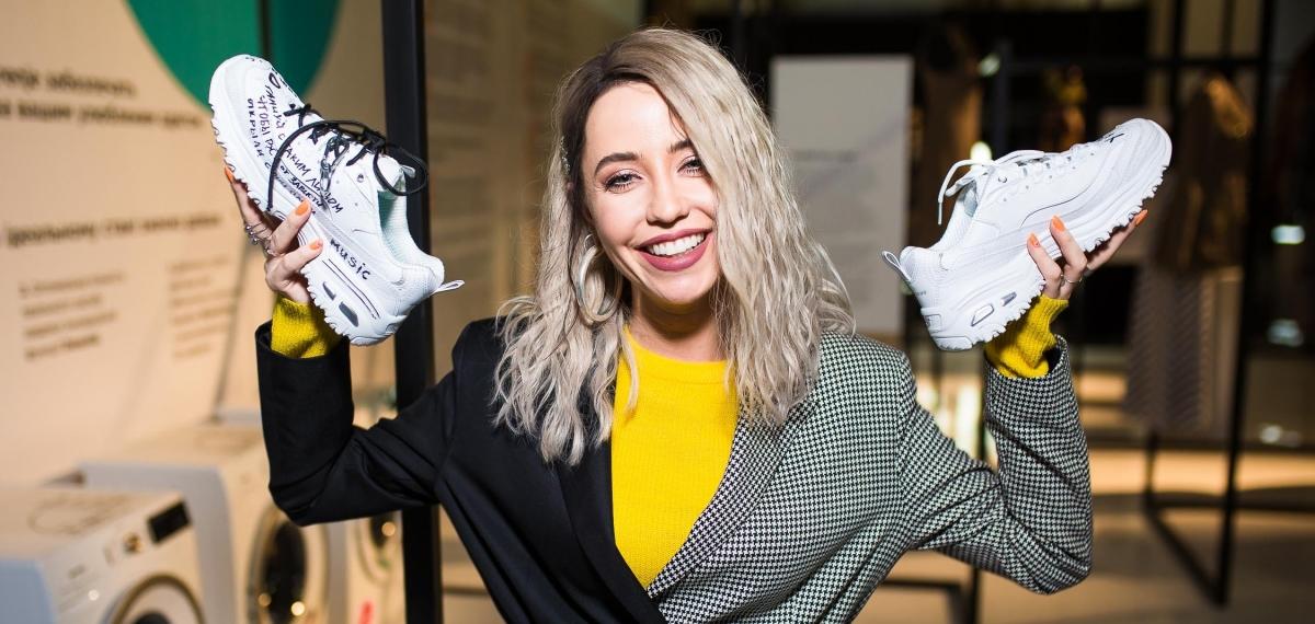 Звезды стали дизайнерами обуви: Как прошел воркшоп
