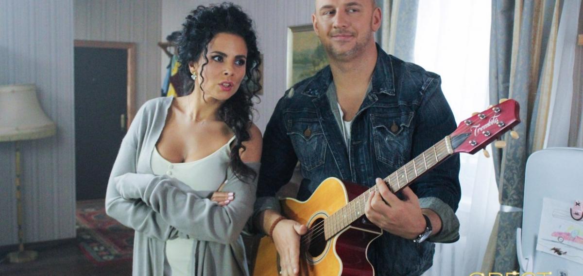 Потап и Настя начали съемки клипа на песню