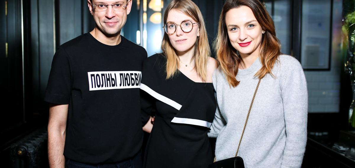 Открытие нового шоурума LITKOVSKAYA