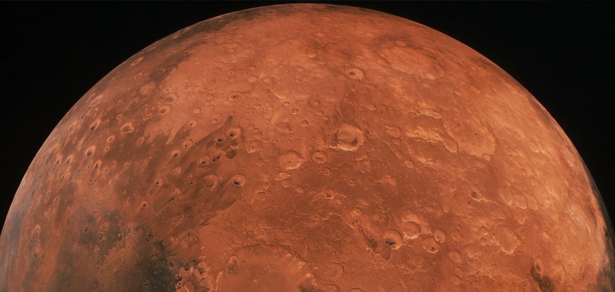 Это официально: Обнародованы планы создания первого города на Марсе