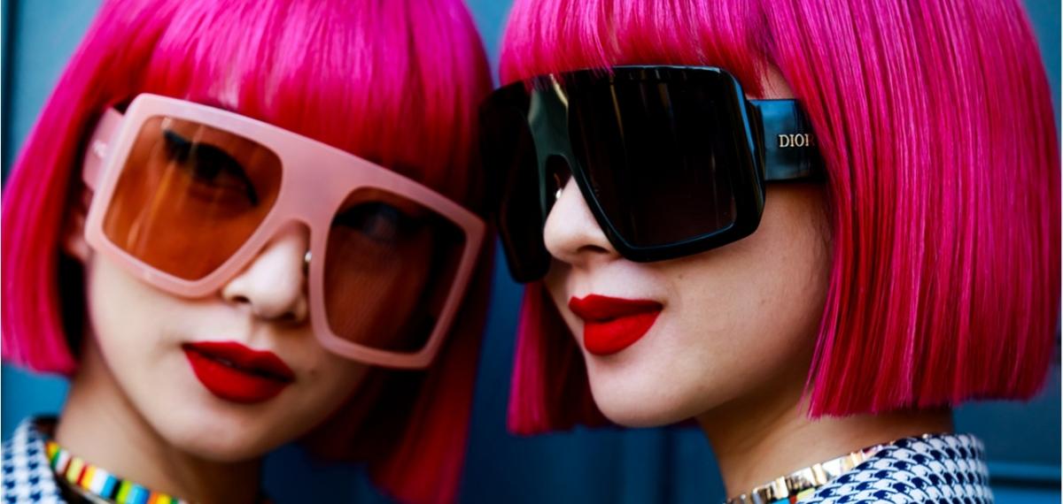Очки Dior и куртки Balenciaga: Что носили на Неделе моды в Париже